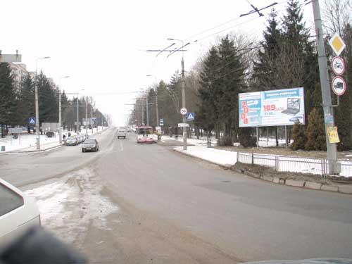 Білборди Тернопіль